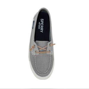 SPERRY Canvas Sneaker (7.5)